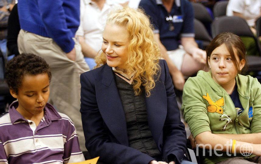 Николь Кидман 50: Фото в молодости и сейчас. Фото Getty