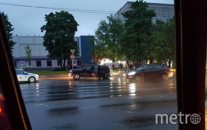 20 июня в Петербурге, на севере города, развернулась настоящая криминальная драма. Фото vk.com