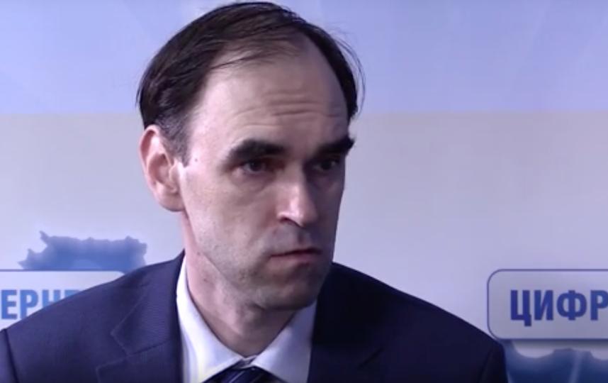 Денис Кусков, генеральный директор ИА TelecomDaily. Фото скриншот YouTube