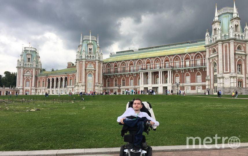 Валерий Спиридонов. Фото предоставлено Валерием Спиридоновым.
