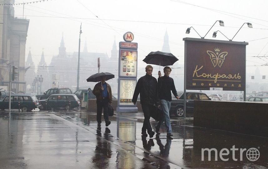 Штормовой ветер будет бушевать в Москве и в четверг. Фото Getty