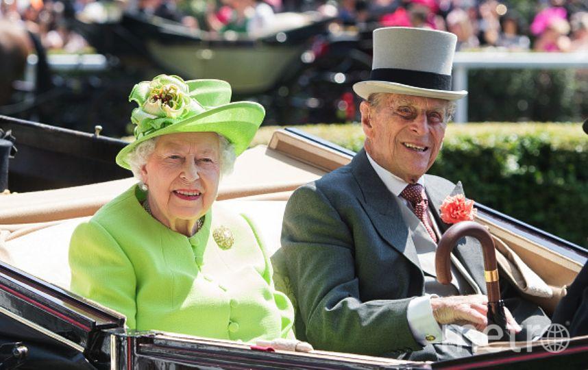 Королевская семья - фотоархив. Фото Getty