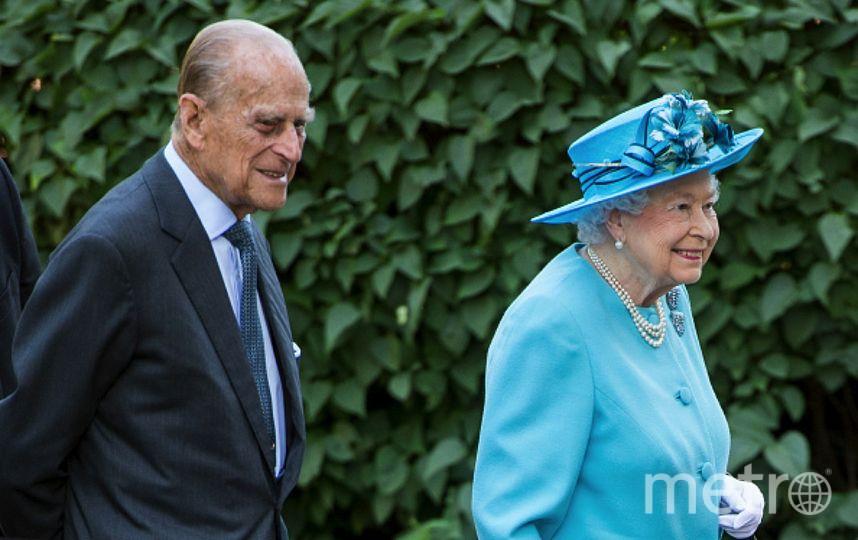 В Англии госпитализирован супруг королевы ЕлизаветыII
