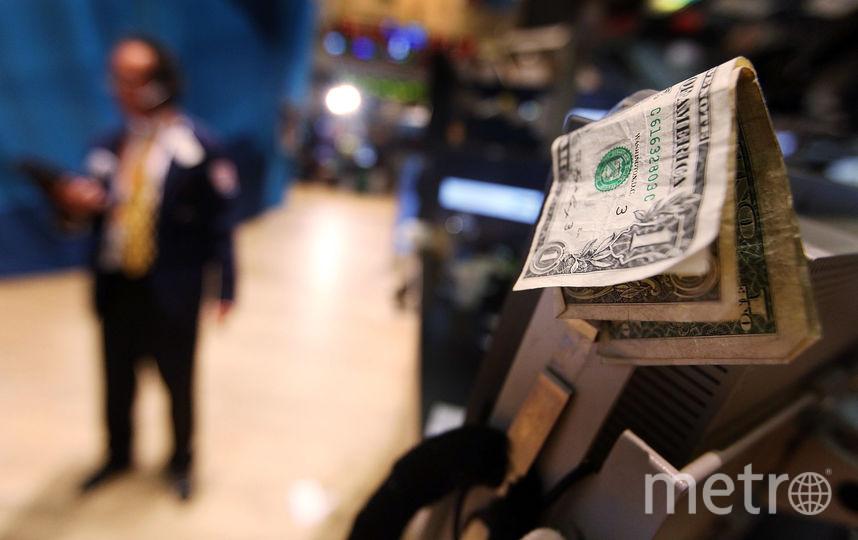 Доллар будетсильнее рубля до конца года. Фото Getty