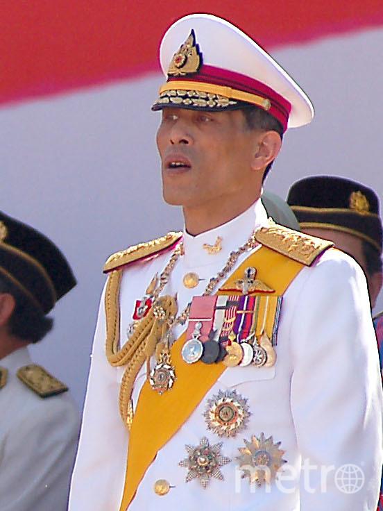 Король Таиланда. Фото Wikipedia/Amrufm
