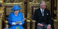 Королева Великобритании не упомянула в тронной речи о визите Трампа