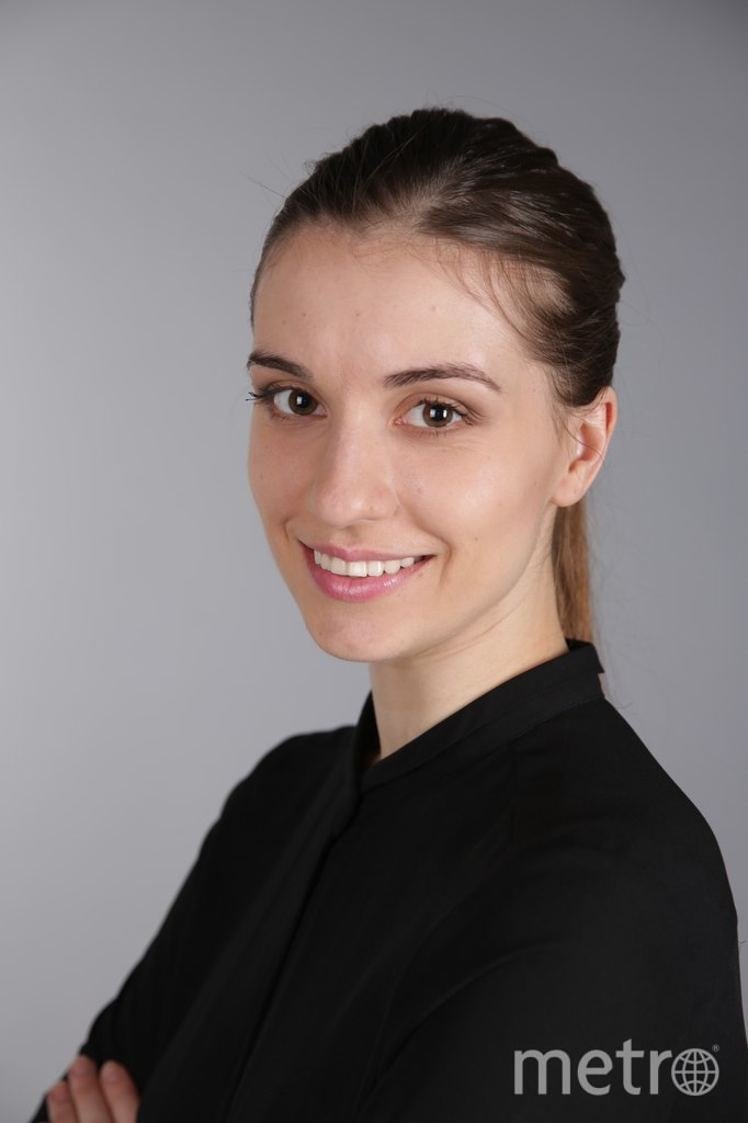 Ксения Зуева. Фото предоставлено пресс-агентом.