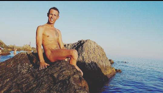 Панин фото с нудистского пляжа