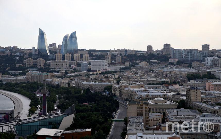 Баку. Фото Getty, Getty