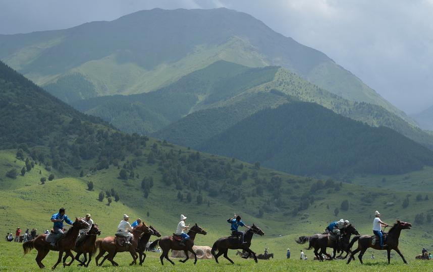 Бишкек. Фото AFP, AFP