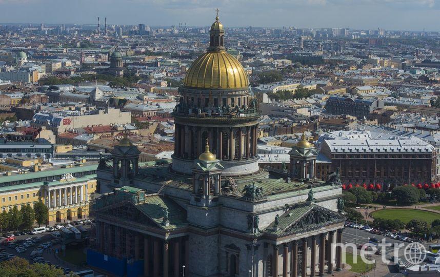 Оппозиция Петербурга встретится с новым директором Исаакия. Фото Getty