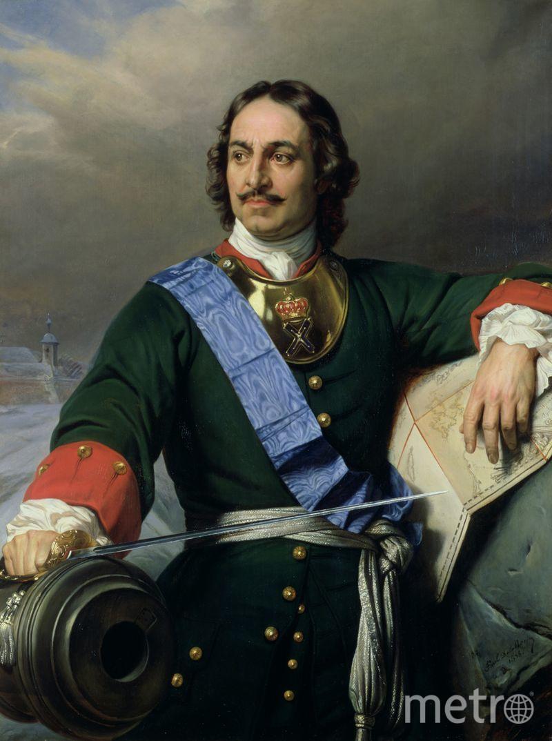 Пётр I. Фото Wikipedia
