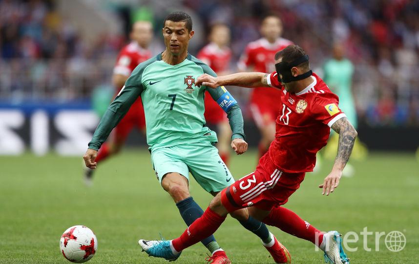 Криштиану Роналду забил победный мяч. Фото Getty