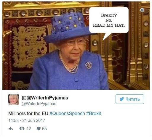 Фото королевы Елизаветы взорвали сеть— Эпический троллинг