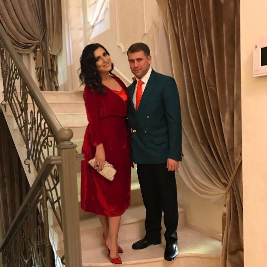 Певица Жасмин с мужем Иланом. Фото Instagram Жасмин