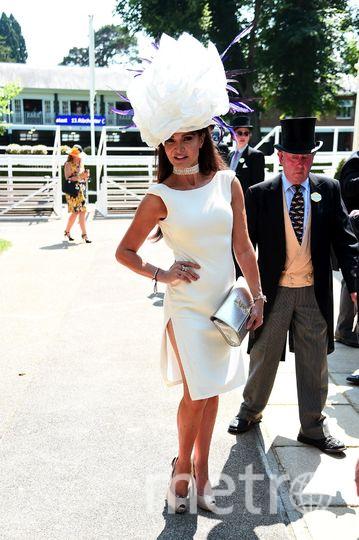 Лиззи Канди, британская звезда. Фото Getty