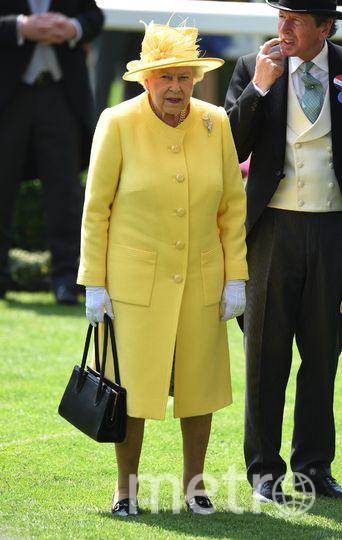 Королева Елизавета II. Второй день скачек. Фото Getty