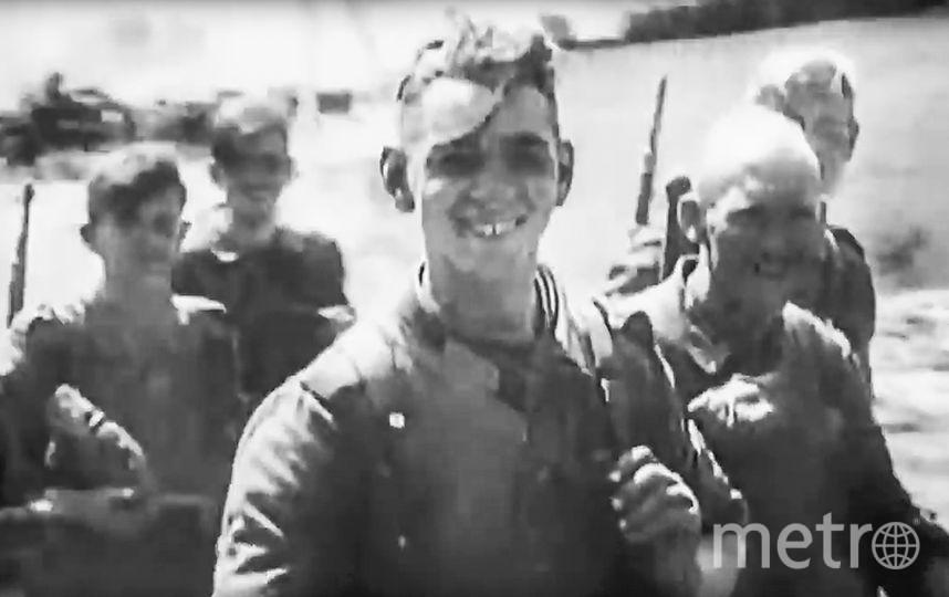 Гитлеровская армия наступает на Советский Союз, 1941 год. Фото Скриншот Youtube