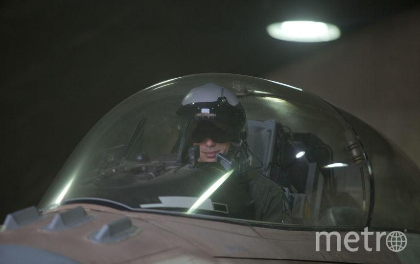 F-16. Фото Getty