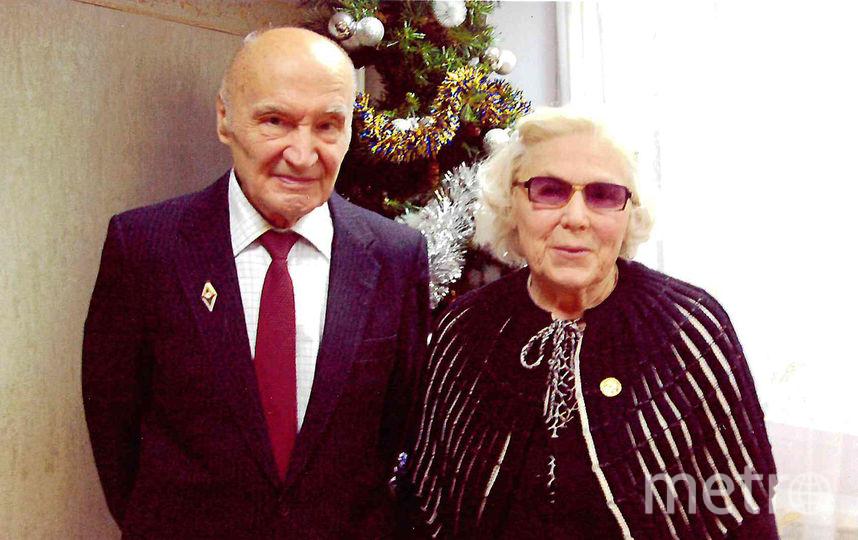 Иван Васильевич Тринченко (слева). Фото из семейного архива