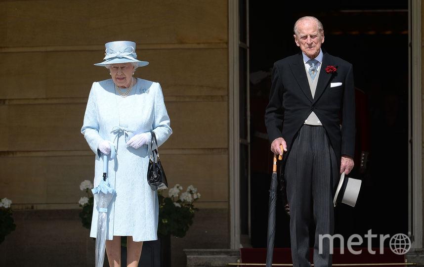 Королевская семья. Фото AFP