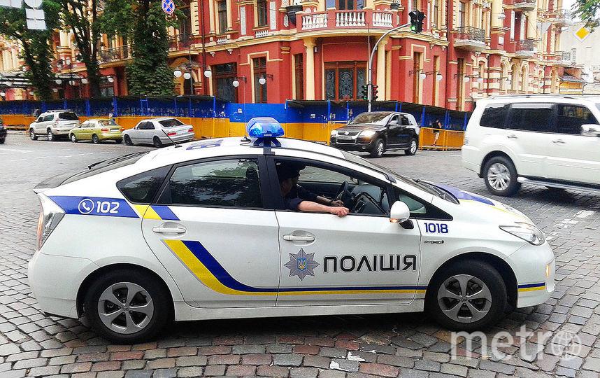 Полиция Украины. Фото wikipedia.org/wiki/Национальная_полиция_Украины