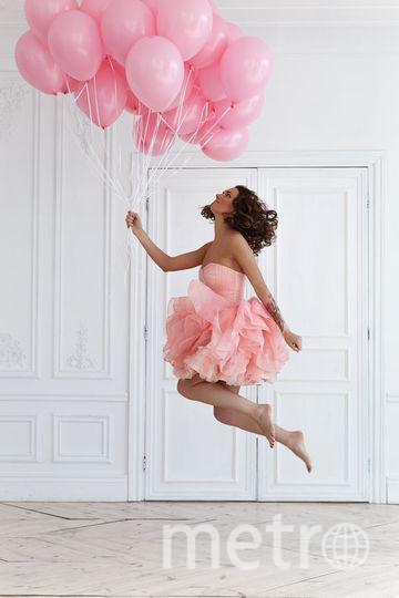 Это был прекрасный день.Я чувствовала себя нежной,лёгкой и воздушной.Мне сказали,что в этом платье я похожа на зефирку) Маргарита Титова.