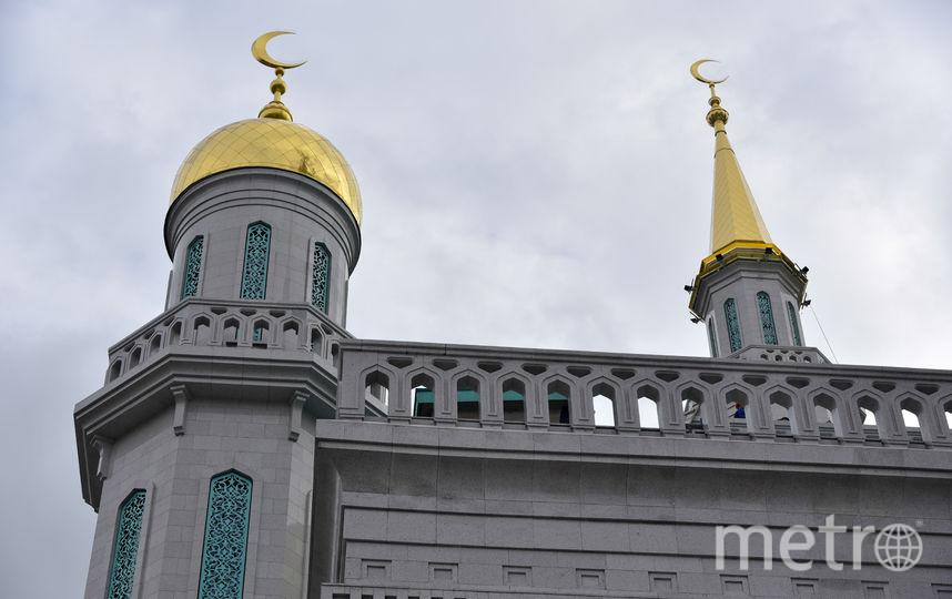 """Московская Соборная мечеть. Фото Василий Кузьмичёнок, """"Metro"""""""
