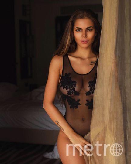 Виктория Одинцова - фотоархив.