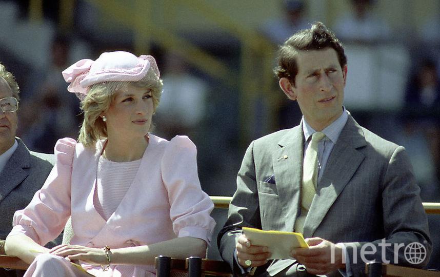Принцесса Диана с мужем принцем Чарльзом. Фото Getty