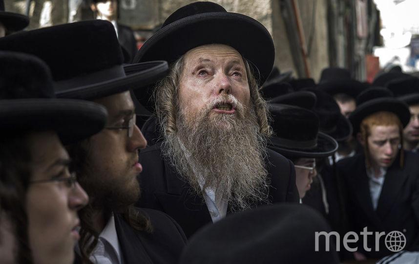 Ортодоксальные евреи. Фото Getty