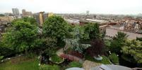 Крыши построенных в рамках реновации домов в Москве превратят в сады