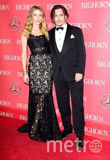 Менеджер Джонни Деппа знал, что актёр избивает свою жену. Фото Getty
