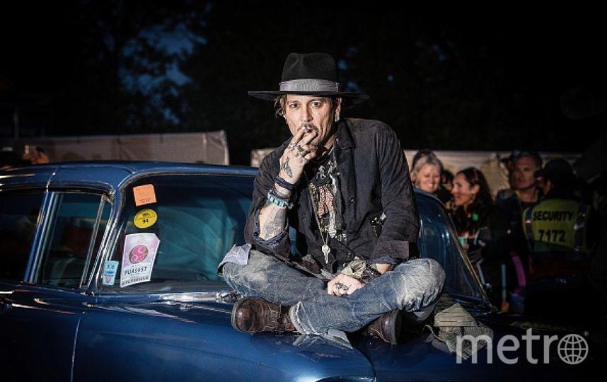 Джонни Депп. Фото Getty