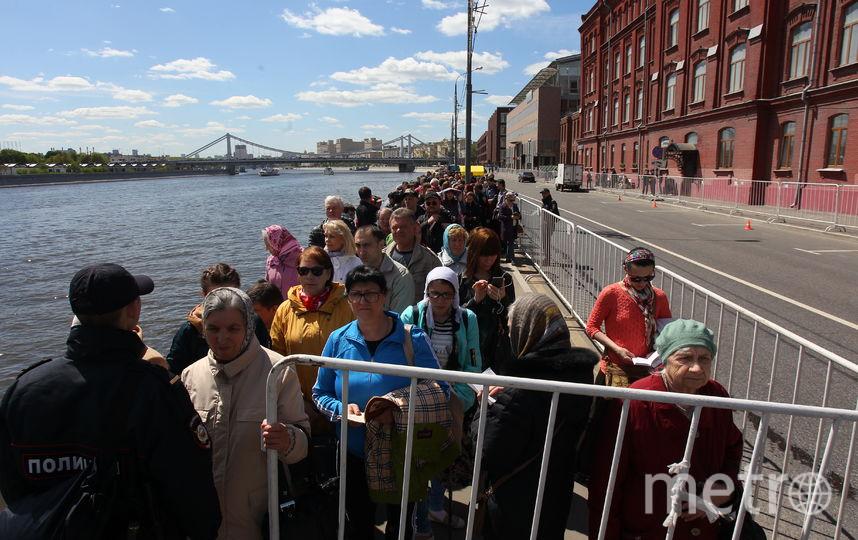 ВРПЦ насчитали млн. паломников клевому ребру Николая Угодника