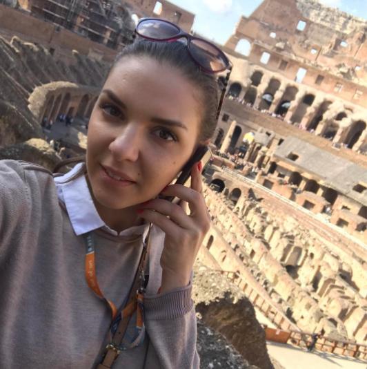 Порноактриса Алина Ерёменко. Фото Instagram актрисы.