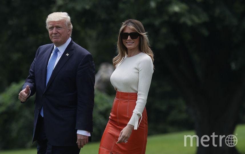 ВСША женщины делают пластику «под Меланию Трамп»