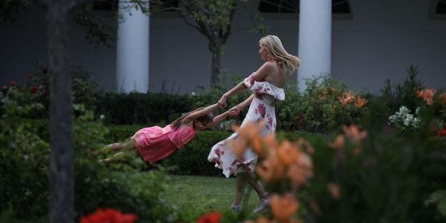 Пикник в Белом доме: Самые трогательные фото
