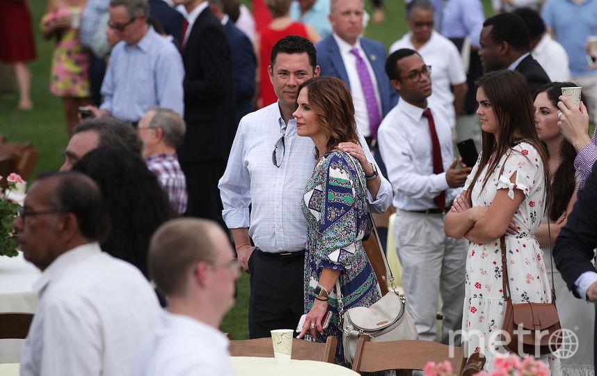 Пикник в Белом доме: Самые трогательные фото. Фото Getty