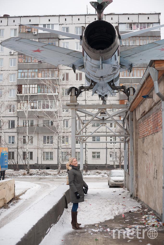 Сюзанна в России. Фото Susanna Sundberg
