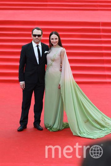 Анна Снаткина и Виктор Васильев. Фото Василий Кузьмичёнок