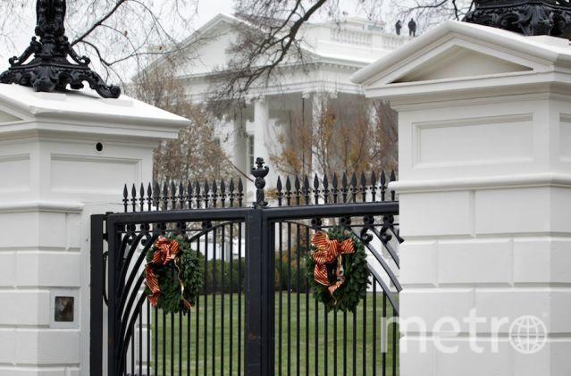 Белый дом, США. Фото Getty