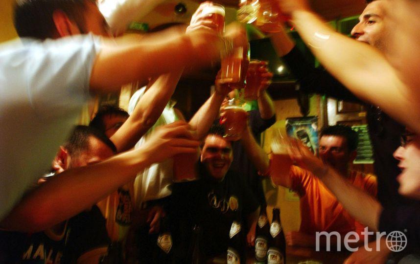 ВПетербурге могут запретить реализацию алкоголя «навынос» ночами