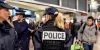 Под Парижем неизвестный изнасиловал сотрудницу полиции, угрожая канцелярским ножом