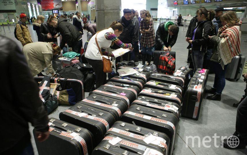 Рейс изПетербурга вТурцию задержали на30 часов