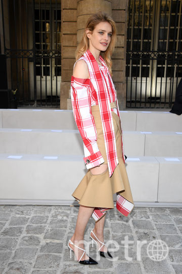 Наталья Водянова на Paris Fashion Week: Лучшие фото. Фото Getty