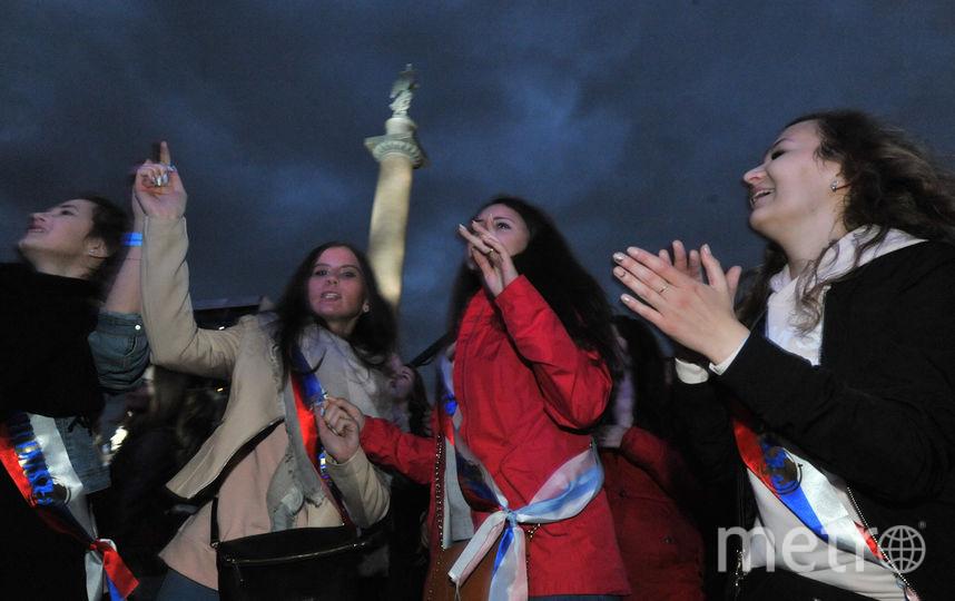 """Алые паруса: на самый красивый выпускной приехали гости со всей страны. Фото Святослав Акимов, """"Metro"""""""