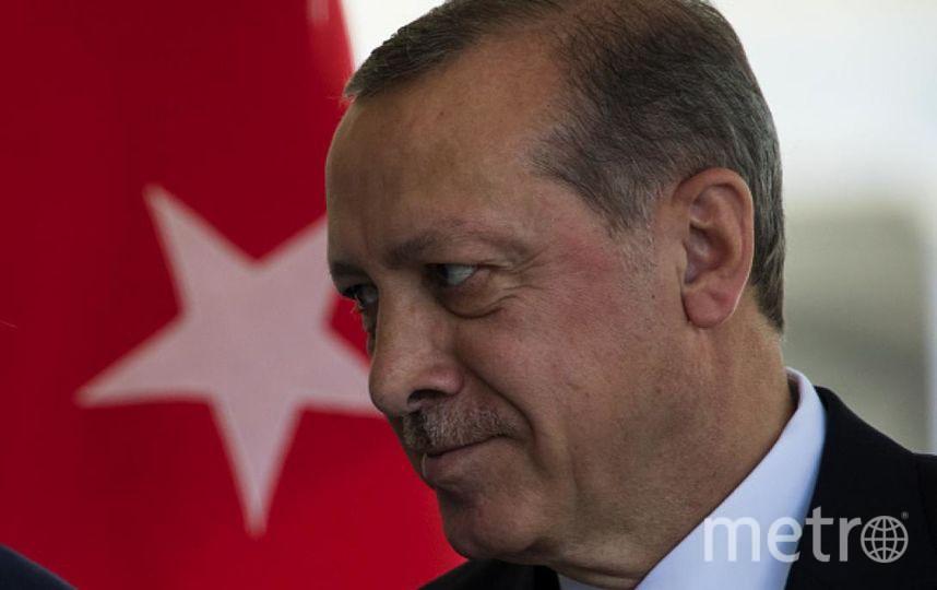 Президенту Турции стало плохо во время молитвы в честь Ураза-Байрам. Фото Getty