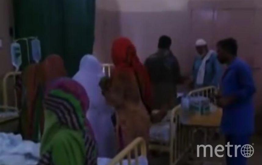 В Пакистане из-за возгорания цистерны с топливом пострадал 141 человек.