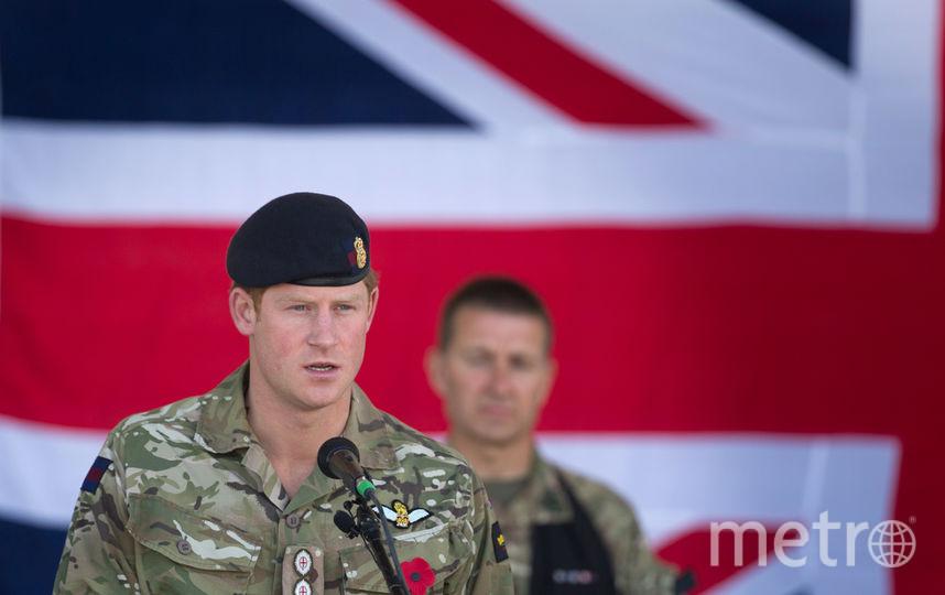 Принц Гарри объявил, что не желает быть членом английской монархии